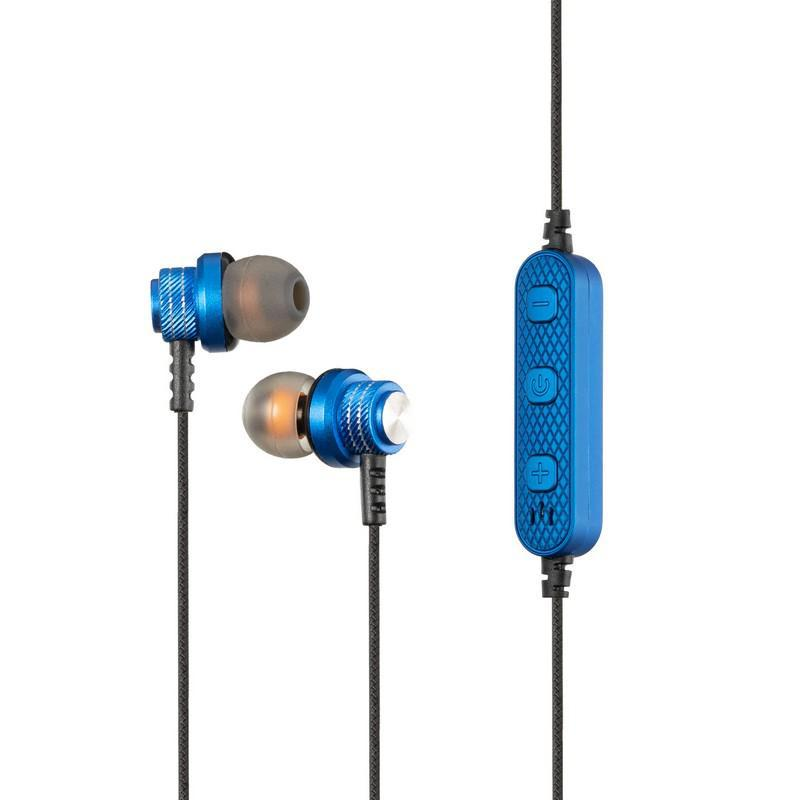 Stereo Bluetooth Headset Gelius Ultra Triada GL-HB-009U Blue