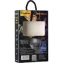 Stereo Bluetooth Headset Gelius Ultra Triada GL-HB-009U Blue, фото 2