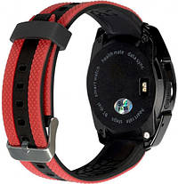 Смарт часы Gelius Pro GP-L3 (URBAN WAVE) Black/Red, фото 3