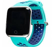 Смарт часы Gelius Pro GP-SW001 (NEO) Blue/Dark Blue, фото 2