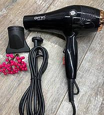 Фен для волос GM-1776 1800W- Новинка, фото 3
