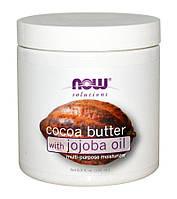 Масло какао с маслом жожоба, 192 мл