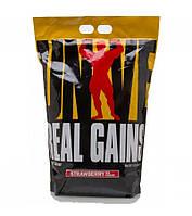 Гейнер (UN REAL GAINS) 4,8 кг со вкусом клубники