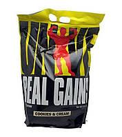 Гейнер (UN REAL GAINS) 4,8 кг со вкусом печенье со сливками