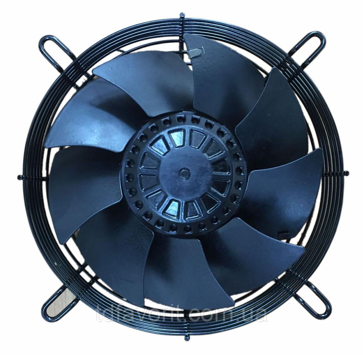 Осевой промышленный вентилятор Sigma 200
