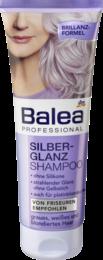 Профессиональный шампунь Глянец и красота для обесцвеченных  волос Balea Professional Silber Glanz 250 мл