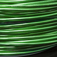 Алюминиевая Проволока 1.5мм/6м, Цвет: Зеленый, Толщина 1.5мм, около 6м/моток, (УТ000005023)
