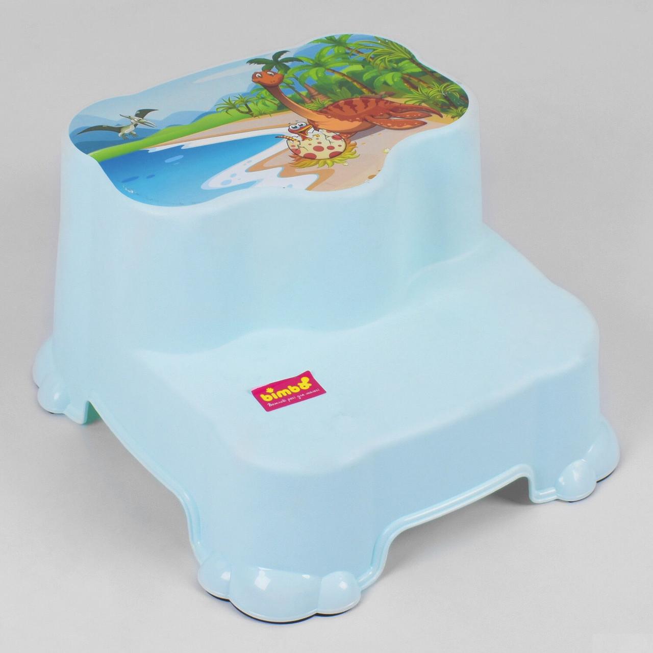 Детская подставка-стульчик на две ступени BIMBO