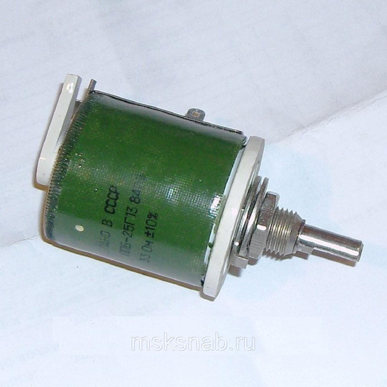 Резистор ППБ-25Г 15 к0м