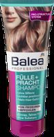 Профессиональный шампунь Пышность и великолепие  Balea Professional Fulle + Pracht Shampoo 250 мл.
