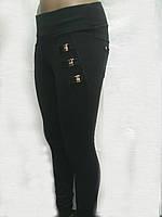 Класические женские легинсы на флисе, фото 1