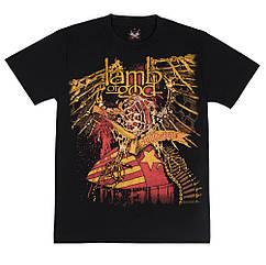 """Футболка Lamb Of God """"Killadelphia"""" (Hot Rock), Размер L"""