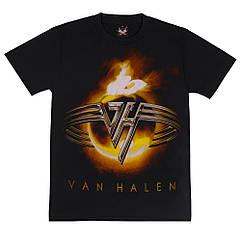 Футболка Van Halen (Hot Rock), Размер M