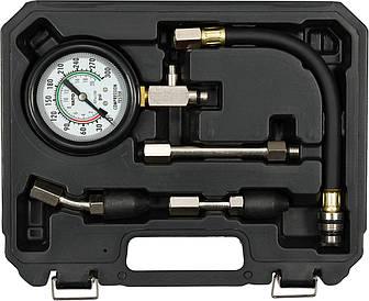 Компрессометр для бензиновых двигателей YATO YT-73011