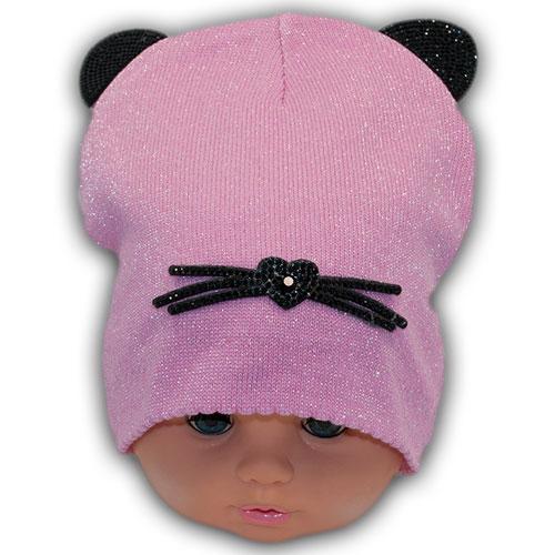 Весенние шапки для девочек