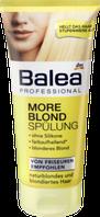 Профессиональный бальзам Стойкий цвет для светлых волос  Balea Professional More Blond 200 мл.