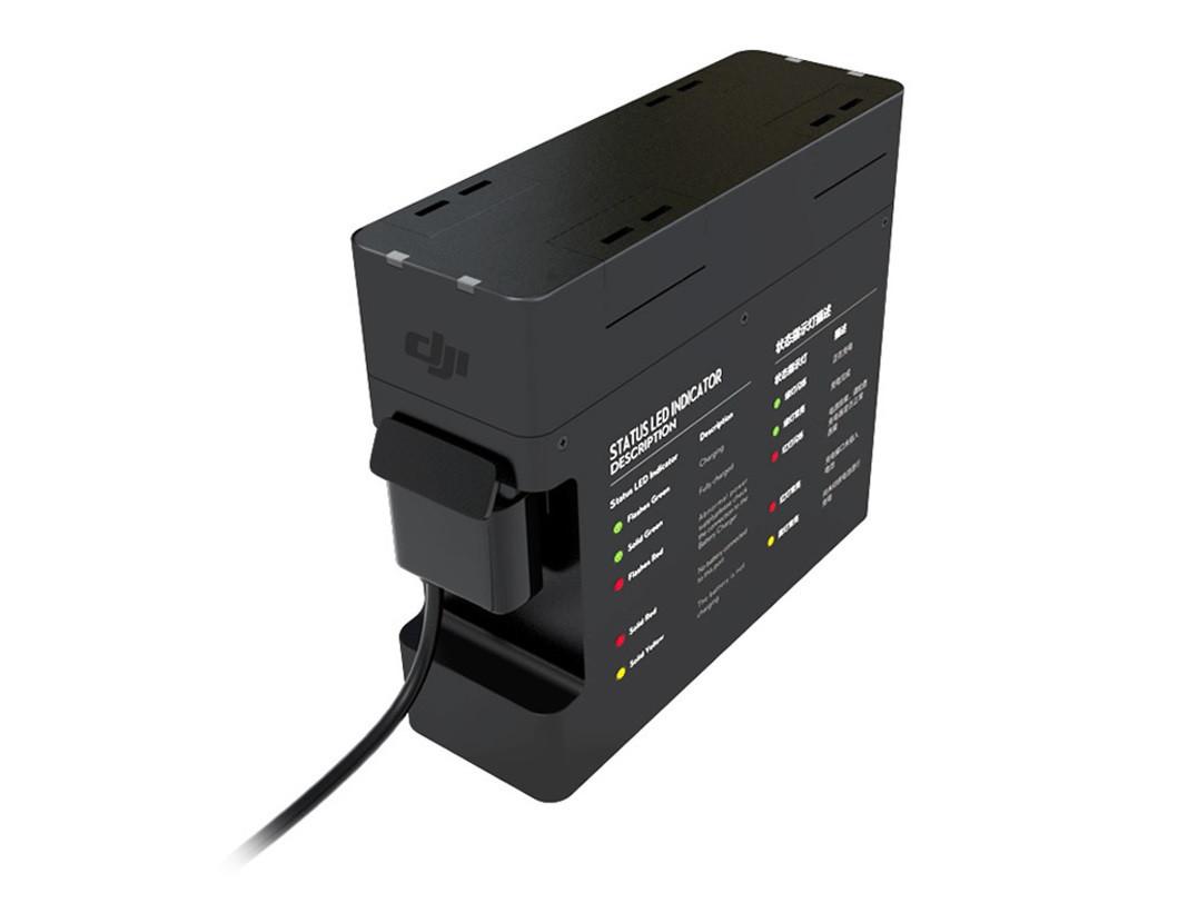 Хаб DJI для зарядки 4-х акумуляторів Phantom 3 (Phantom 3 Part 53)