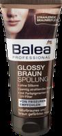 Профессиональный бальзам для брюнеток Сила и Великолепие  Balea Professional Glossy Braun 200 мл