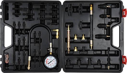 Компрессометр для бензиновых и дизельных двигателей YATO YT-73012, фото 2