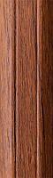 Поріжок підлоговий 3х40х900 мм 1а алюмінієвий горіх лісовий, фото 1
