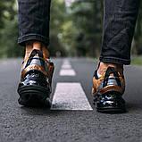 Кроссовки мужские в стиле Nike Air Max 720 termo bronze, кроссовки Найк Аир Макс 720 термо (Реплика ААА), фото 2