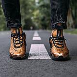 Кроссовки мужские в стиле Nike Air Max 720 termo bronze, кроссовки Найк Аир Макс 720 термо (Реплика ААА), фото 4