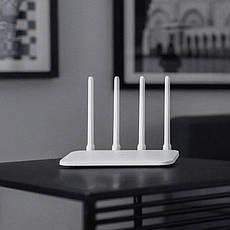 Роутер Хiaomi WiFi MiRouter 4C (White)- Новинка, фото 3