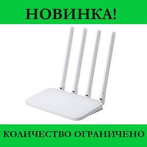 Роутер Хiaomi WiFi MiRouter 4C (White)- Новинка, фото 2