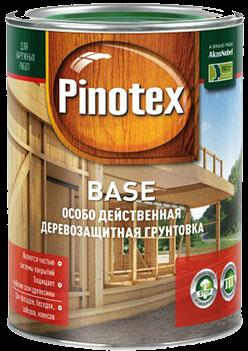 Грунтовки и антисептики Pinotex (Пинотекс) Base (База)