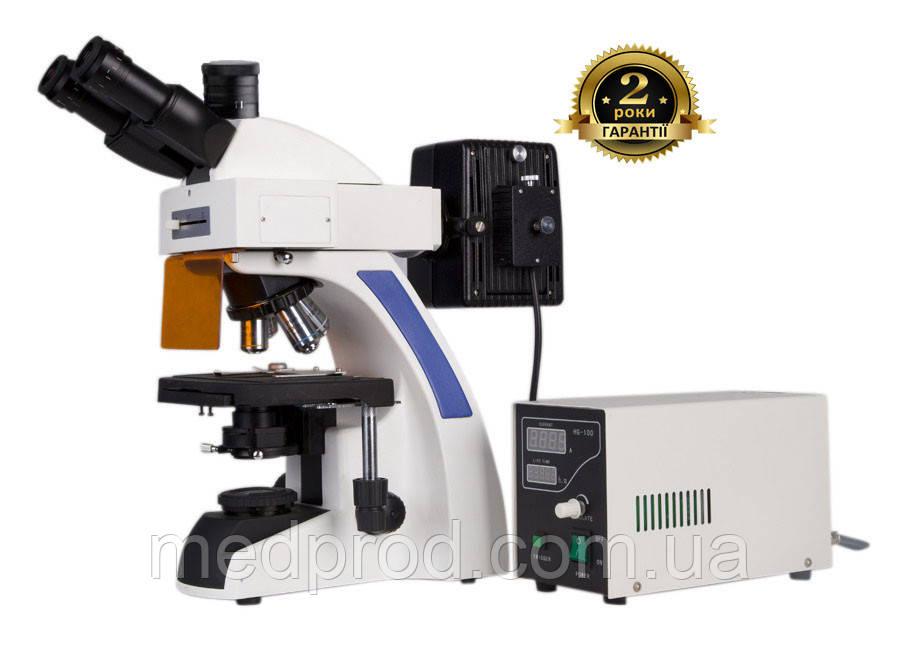 Микроскоп люминесцентный MICROmed Evolution LUM LS-8530
