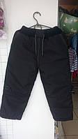 Зимние штаны синтепон + флис