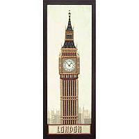"""Набор для вышивания Чарівна Мить М-191 """"Лондон"""". Смешанная техника (бисер+нитки)"""