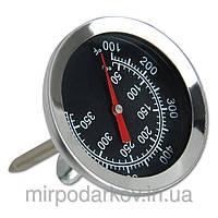 Универсальный высоко-температурный механический термометр со шкалой от 50 до 350 градусов. Очень удобная вещь, сделанная из нержавеющей стали – для практически всех измерений. http://mirpodarkov.in.ua/p107943611-termometr-vysoko-temperaturnyj.html