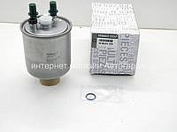 Фильтр топливный на Рено Кенго II (с отвертием под нагреватель) 1.5 dCi 2009.06->Renault(Оригинал) 164001137R
