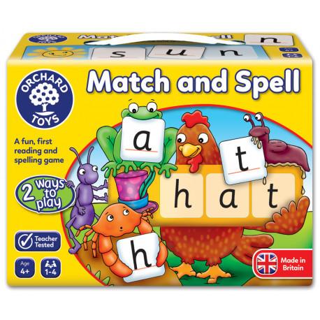 Набір для вивчення англійської мови «Склади слово» Orchard Toys