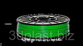 FLEX пластик для 3D печати,1.75 мм зелёный