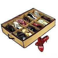 Органайзер для хранения обуви Shoe Under NG-12 100PCS