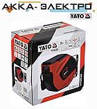 Подовжувач електричний на автоматичному барабані 20 м 3х1,5 мм2 YATO YT-81221, фото 2
