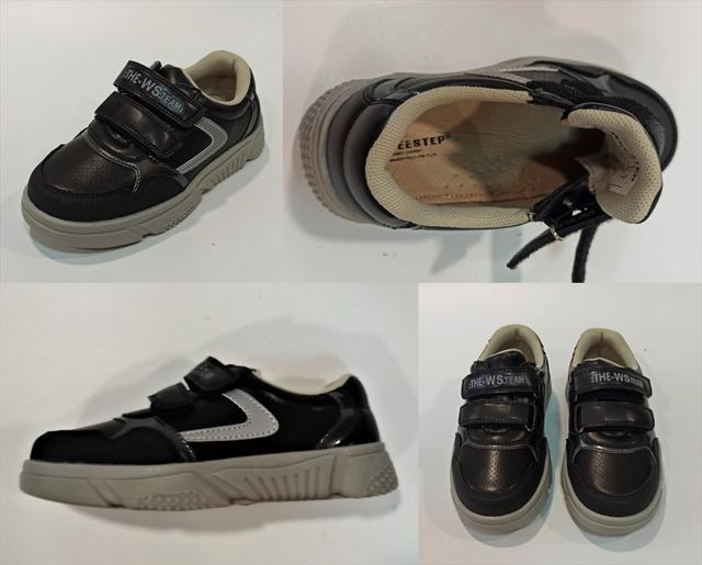 Кросівки на хлопчика, Казка R5351 BK фото