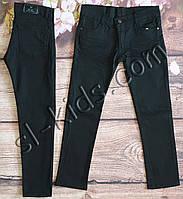 Джинси для хлопчика 11-15 років (134-164 см) (чорні) опт пр. Туреччина