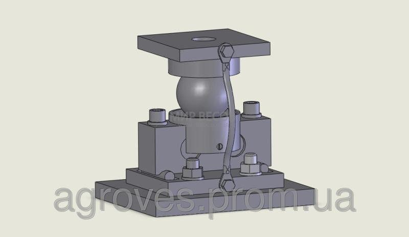 Zemic HM - 9 - 431-10/40t для бункеров