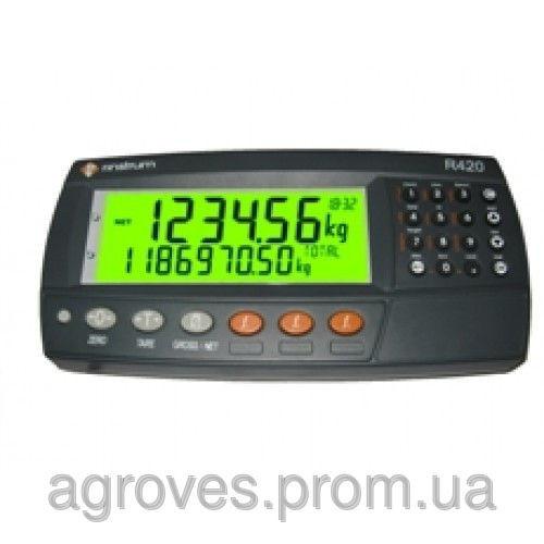 Весовой индикатор Rinstrum R420-k481 Пластик ABS/щитовое панельное исполнение