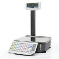 Весы с печатью этикетки «Штрих-ПРИНТ» 4.5 со стойкой