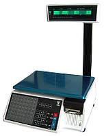 Весы с печатью этикетки DIGI SM-100P Б/У