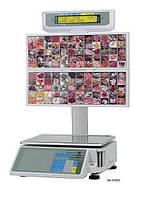 Весы с печатью этикетки SM-300BS