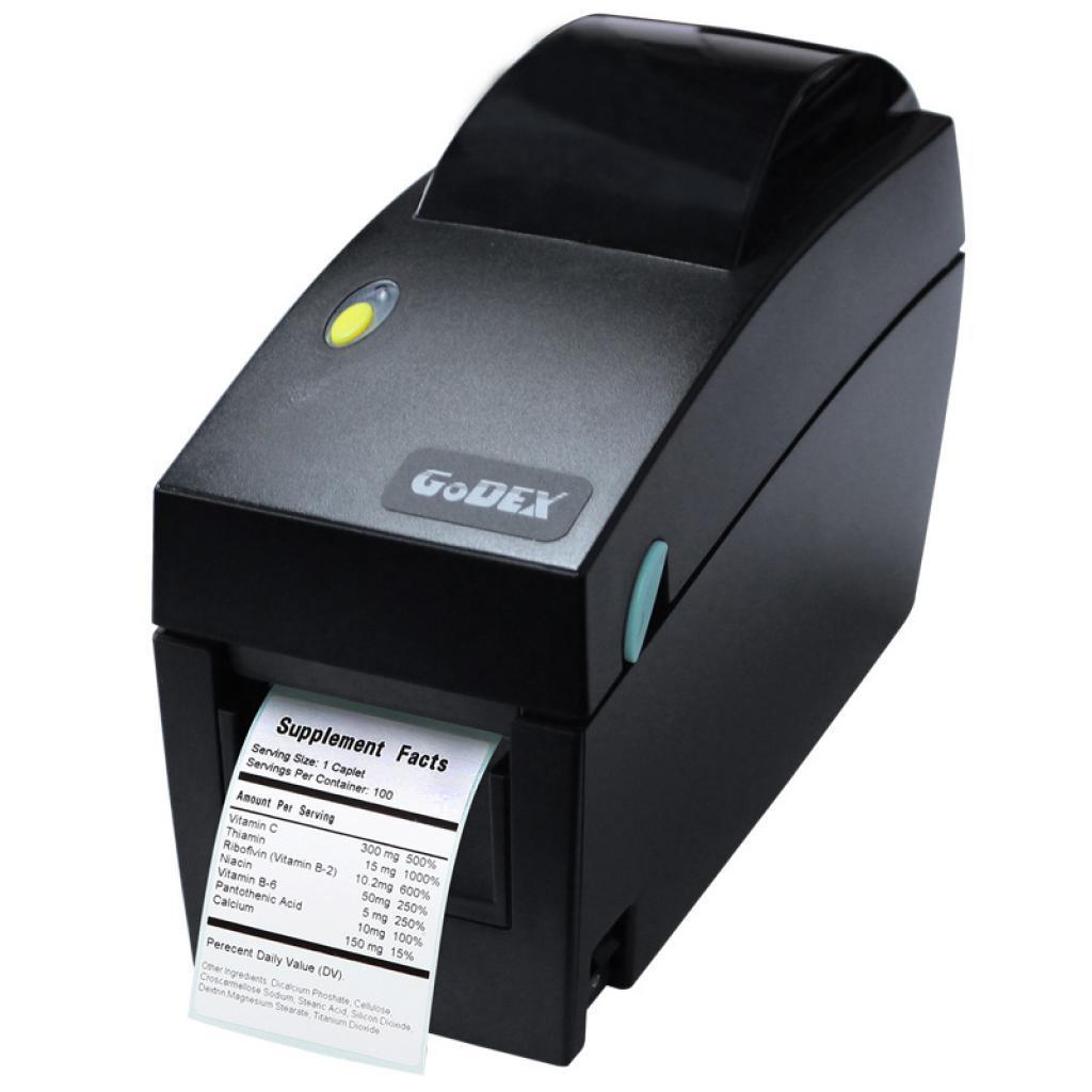Термопринтер этикеток Godex EZ DT2x