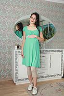 Вискозное платье для беременных 4042-2B, фото 1