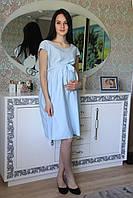 Платье летнее для беременных  6565-2, фото 1