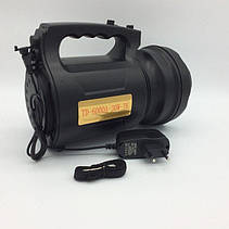 Фонарь переносной TD 6000A 30W T6, фото 2