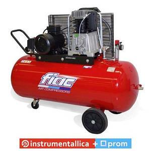 Компрессор поршневой AB 300-858 TC ресивер 270 л пр-сть 830 л/мин 1121570304 Fiac